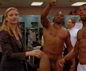 nude Black male scene celebrity