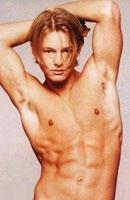 Adam Rickitt shirtless 1