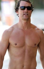 Matthew McConaughey Nude Shot
